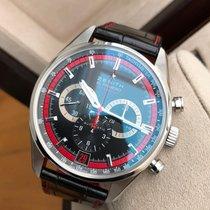 Zenith El Primero 36'000 VpH nowość Automatyczny Chronograf Zegarek z oryginalnym pudełkiem 03.2043.400/25.c703