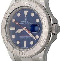 Rolex Yacht-Master 40 Steel 41mm Blue No numerals United States of America, Texas, Dallas
