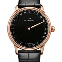 Jaquet-Droz Astrale Rose gold 43mm Black United States of America, New York, Brooklyn
