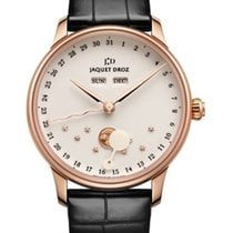 Jaquet-Droz Astrale Rose gold 39mm Champagne United States of America, New York, Brooklyn
