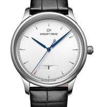 Jaquet-Droz Steel 43mm Automatic J017530240 new United States of America, New York, Brooklyn