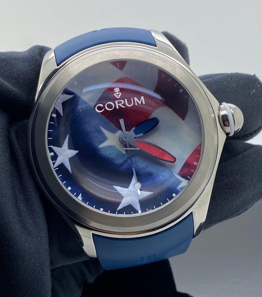 Corum Bubble 403.101.04 new