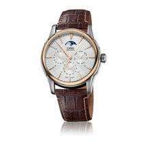 Oris Artelier Complication new Automatic Watch with original box 01 582 7689 6351-07 5 21 70FC