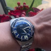 Oris Divers Sixty Five Steel 40mm Blue United States of America, Maryland, Gambrills