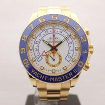 Rolex Yacht-Master II Yellow gold 44mm