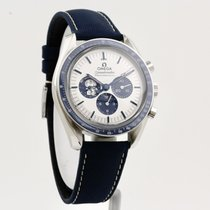 歐米茄 Speedmaster Professional Moonwatch 鋼 42mm 銀色 無數字