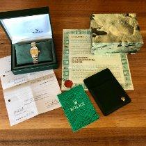 Rolex Oyster Perpetual Gold/Stahl 26mm Champagnerfarben Keine Ziffern Deutschland, 88239 Wangen