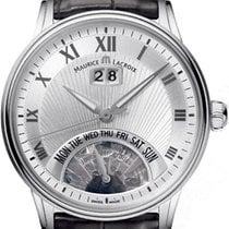 Maurice Lacroix Steel MP6358-SS001-11E pre-owned