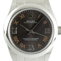 Rolex Oyster Perpetual 31 Steel 31mm Brown