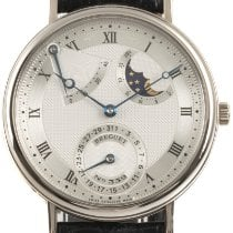 Breguet White gold 36mm Automatic 3130 pre-owned