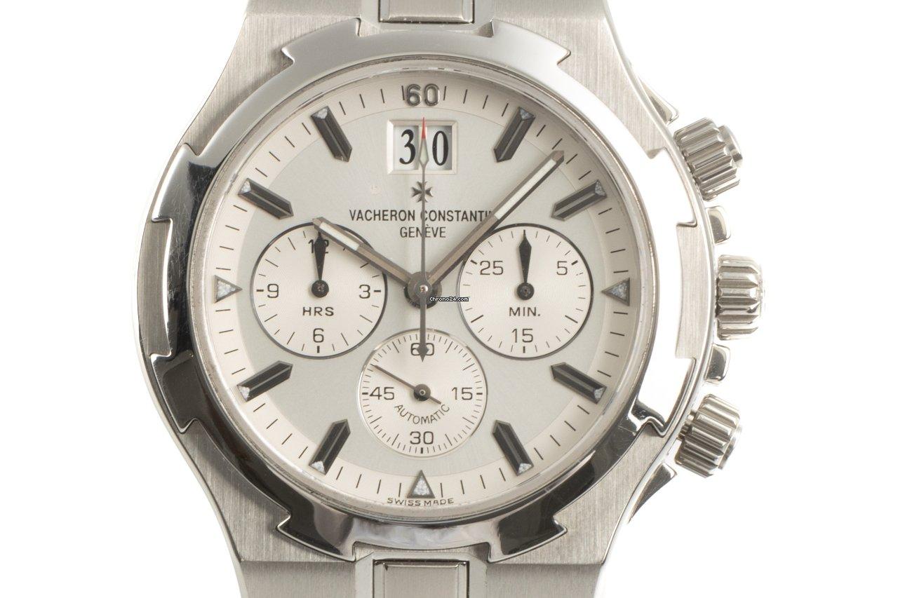 Vacheron Constantin Overseas Chronograph 49140 2000 pre-owned