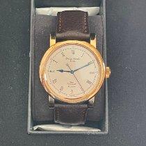 Erwin Sattler Bronze 41mm Automatik Limited Edition 50 Stück weltweit neu Deutschland, Radebeul