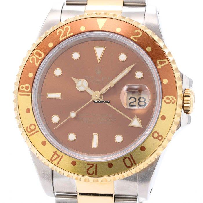 Rolex (ロレックス) GMT マスター II 16713 1991 中古