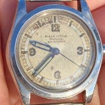 Rolex Stål 30mm Sølv