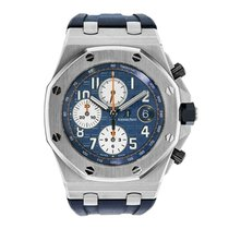 Audemars Piguet Royal Oak Offshore Chronograph 26470ST.OO.A027CA.01 Very good Steel 42mm Automatic United States of America, New York, New York