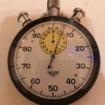 Heuer Часы подержанные 1970 Сталь 57mm Механические Только часы