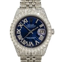 Rolex Datejust Steel 36mm Blue Roman numerals United States of America, Florida, Boca Raton