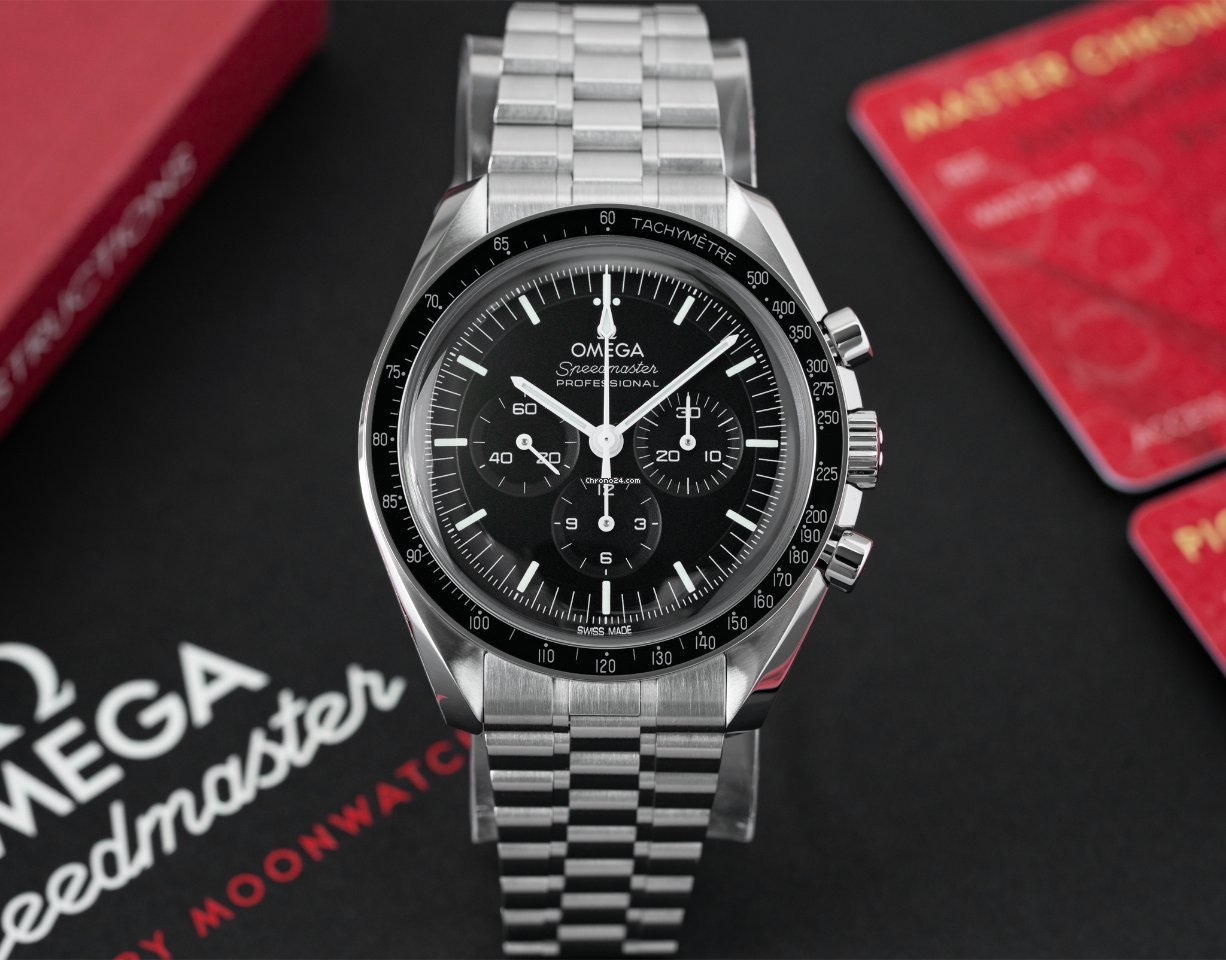 Omega Speedmaster Professional Moonwatch 310.30.42.50.01.001 2021 new