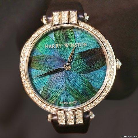 Harry Winston Premier PRNQHM36WW006 2021 neu