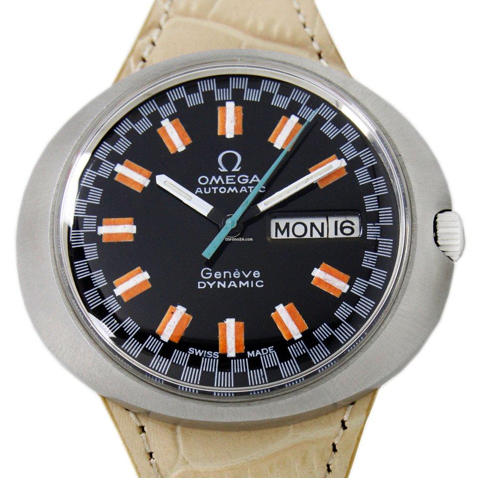 Omega Genève 166.079 1970 pre-owned