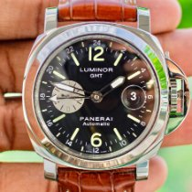 Panerai PAM 00088 Steel 2012 Luminor GMT Automatic 44mm pre-owned United States of America, Texas, Plano