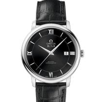 Omega De Ville Prestige new 2021 Automatic Watch with original box and original papers 424.13.40.20.01.001