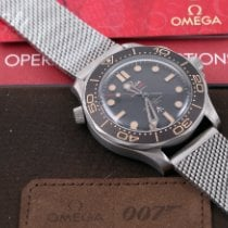 Omega Seamaster Diver 300 M 210.90.42.20.01.001 New Titanium 42mm Automatic United States of America, California, Los Angeles