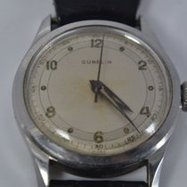 Gübelin Steel 31mm Manual winding pre-owned United States of America, New Jersey, Upper Saddle River