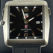 TAG Heuer Professional Golf Watch Titanium 37mm Black United States of America, California, Woodland Hills