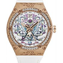 Franck Dubarry Rose gold Automatic REV-05-04 new United States of America, New York, Brooklyn