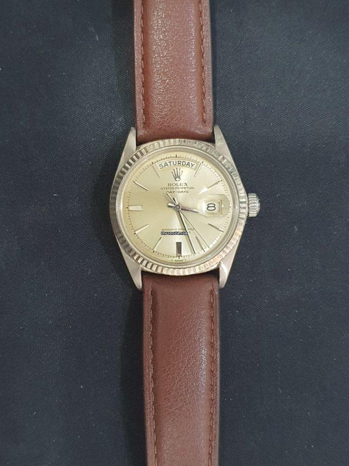 Rolex Day-Date 36 1803 подержанные