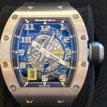 Richard Mille RM 030 Титан 50mm Прозрачный Aрабские