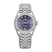 Rolex 278384 RBR Gold/Steel Datejust 31mm new United States of America, New York, New York