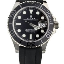 Rolex Yacht-Master 42 White gold 42mm Black United States of America, Illinois, BUFFALO GROVE