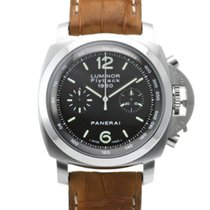 Panerai PAM00212 Acero 2011 Luminor 1950 3 Days Chrono Flyback 44mm usados