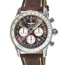 Breitling Navitimer Rattrapante No numerals United States of America, New York, Brooklyn