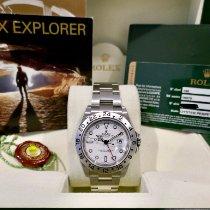 Rolex Explorer II 16570 Novo Zeljezo 40mm Automatika