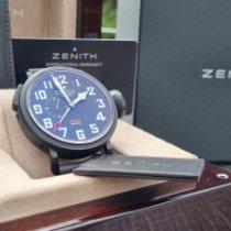 Zenith Pilot Type 20 GMT Titan 48mm Schwarz Arabisch Deutschland, Essen