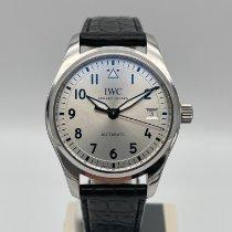 IWC Pilot's Watch Automatic 36 Сталь 36mm Cеребро Aрабские