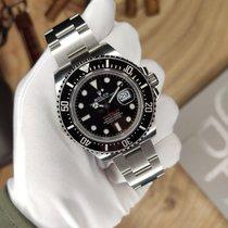 Rolex Sea-Dweller Сталь 43mm Черный Без цифр Россия, Saint-Petersburg