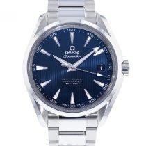 Omega Seamaster Aqua Terra Acier 41.5mm Bleu