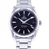 Omega 231.10.39.21.01.002 Acier 2010 Seamaster Aqua Terra 38.5mm occasion
