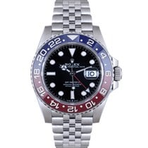 Rolex GMT-Master II 126710BLRO Unworn Steel 40mm Automatic United Kingdom, London