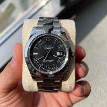 Rolex Datejust II Steel 41mm Grey Roman numerals UAE, Dubai