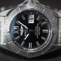 Breitling Steel 41mm Automatic A49350 pre-owned Finland, Jyväskylä