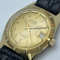 Fludo Yellow gold 33mm Automatic pre-owned