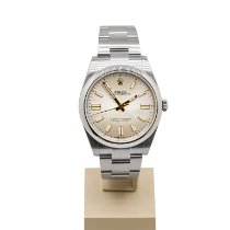 Rolex Steel 41mm Automatic 124300-0001 new