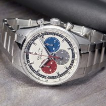 Zenith El Primero Chronomaster new 2021 Automatic Chronograph Watch with original box and original papers 03.2153.4061