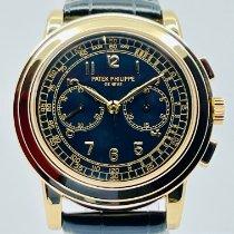 Patek Philippe Chronograph Yellow gold 42mm Black Arabic numerals