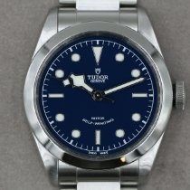 Tudor Steel 41mm Automatic 79540-0004 pre-owned